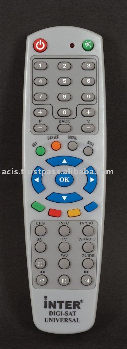 Cara Setting Remote TV Universal – unix_xnockout